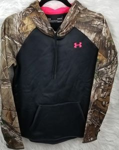 Under Armour Jackets & Coats - Under Armour Storm Hoodie Woman's Size Small